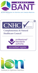 BANT, CNHC and ION Association Logos