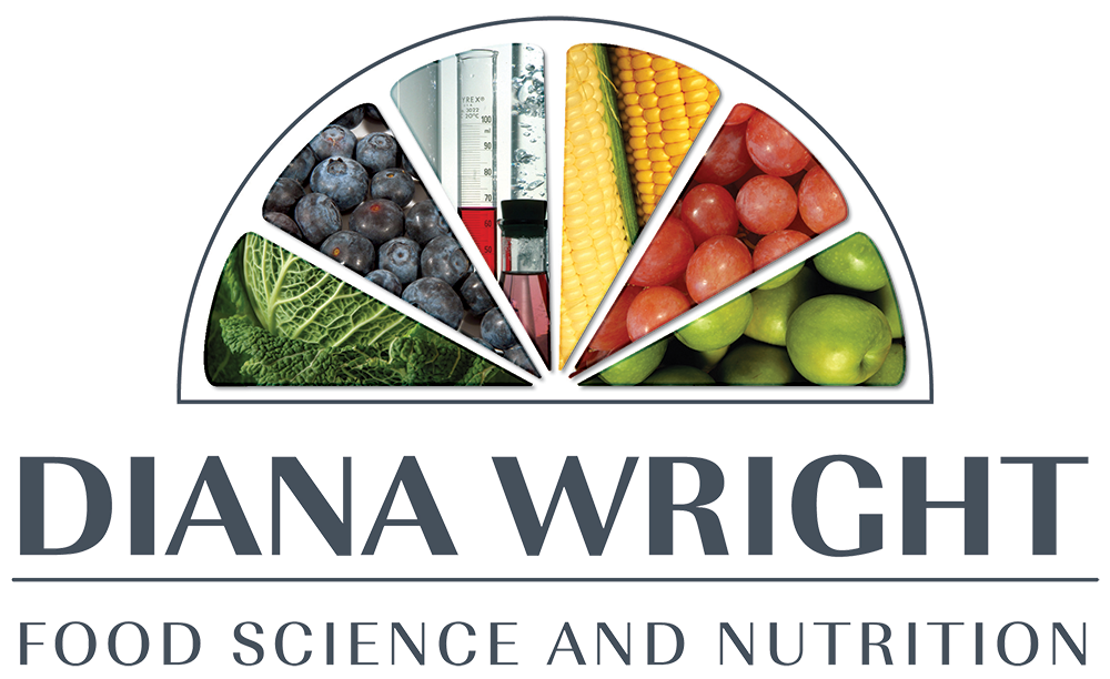 Diana Wright Food Science and Nutrition Logo